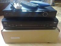 Two Digital Set Top Boxes (Working)