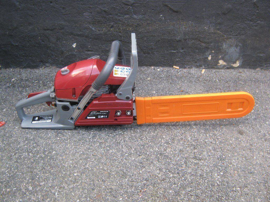 Petrol Chainsaw 45cc 16 Inch Bar and Chain