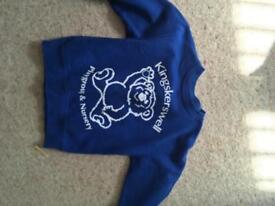 Kingskerswell Pre-school sweater