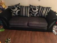 Small 3 seat sofa £120 ono St. Mellons