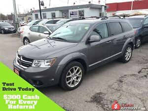 2012 Dodge Journey Crew * 7PASS * CAM * HEATED POWER SEATS