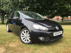 2009 VW GOLF 2.0 GT TDI ** LONG MOT ** CAM BELT REPLACED **