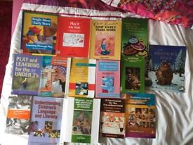 Early Education & Childcare Book Bundle