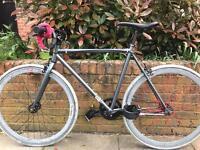Fixed bike Retrospec