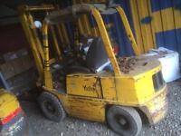Yale 5 tonne fork lift