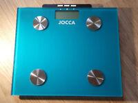 JOCCA Body Fat Digital Scale