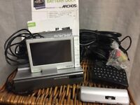 Archos 605 WiFi 160GB Media Player with Accessories