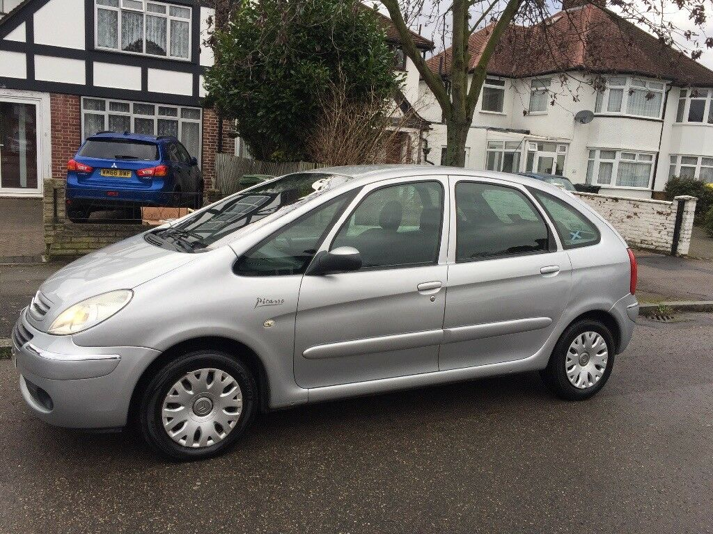 Citroen XSARA PICASSO, Manual, 1.6 Petrol, 12 months new MOT, Full service