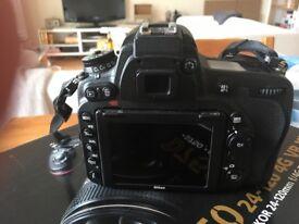 Nikon d750 + Nikkor 24-70 f2.8G ED