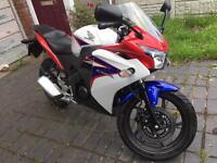 Honda cbr 125 bike