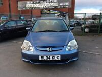 Honda Civic 1.4 i SE 5dr,AUTOMATIC, 2 KEYS,