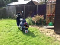 Vespa px 125 e (177) great condition many new parts