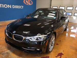2018 BMW 330 i xDrive AWD/ NAVI/ SUNROOF/ HEATED LEATHER & PO...