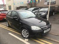 2005 05 Vauxhall Corsa 1.2 sxi, new mot very clean car