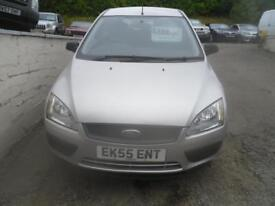 FORD FOCUS 1.6 LX 5dr MOT MAY 2019 GOOD DRIVING WEE CAR. (silver) 2005