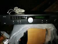 Arcam DT81 DAB radio in black