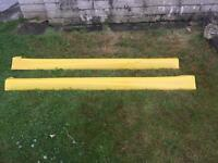 Fiat Punto Sporting side skirts