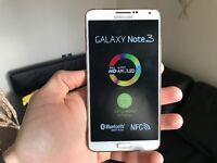 SAMSUNG GALAXY NOTE 3 sm-n9005 32GB UNLOCKED WHITE