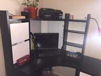 Study Table - Corner