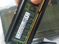 Samsung 16GB PC4-17000P-R (DDR4-2133Mhz, 2RX4) ECC Registered RAM m393a2g40db0-cpb2q