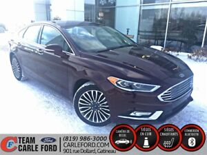 2017 Ford Fusion Berline 4 portes SE traction intégrale,