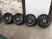 Alfa Romeo Guilietta Wheels