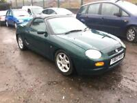 1999 mgf. ✅ only 45000 miles with history . Spares or repairs