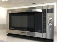 Panasonic microwave combination oven