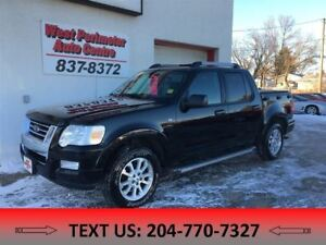 2007 Ford Explorer Sport Trac Limited 4.6L ** Sunroof ** Leather