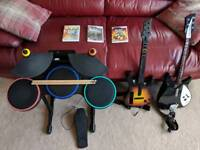 Guitar Hero Games for Wii