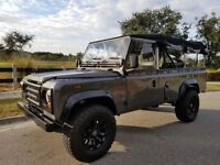 Mechanic / Apprentice for Land Rover Defenders - Refurbish and Rebuild Specialist