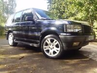 land rover range rover 4.6 4x4 offroad no swap / px