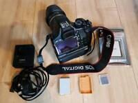 Canon 550D + Tamron 17-50 f2.8 Full Bundle!