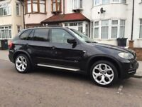 2007 BMW X5 (E70) 3.0 Diesel 7 Seater, 112k Only, FSH, 3 Owners, 1 Yrs MOT, Full Options, 7 Seats