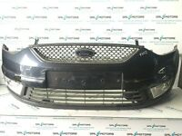 Ford galaxy MK3 2006-2010 FRONT BUMPER (NEED SMALL REPAIR) IN SEA GREY FG07