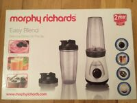 Brand New morphy richards easy blender