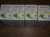 HP Compatible Toner - CE320A CE321A CE322A CE323A Full Set