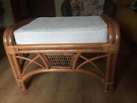 Conservatory chair seat stool