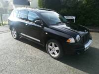 2007 Jeep Compass 2.0 crd limited