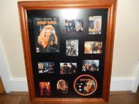 Rare One off - Pamela Anderson - Barb Wire Presentation - Vintage collectors cards