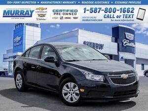 2014 Chevrolet Cruze **Locally Owned!  Dealership Maintained!**