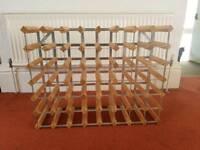 Wine Racks - Wood and Metal