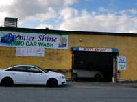 Car wash Business for sale