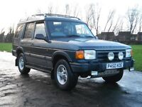 Landrover Discovery Diesel Auto 7 seat