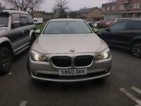 BMW 7 series Very Good Condition