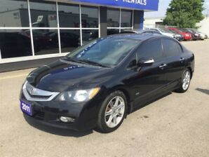 2011 Acura CSX FULLY LOADED NAVIGATION Tech Pkg