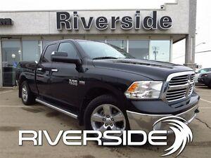 2014 Ram 1500 SLT Quad Cab w/Back Up Camera!