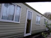 Static caravan for sale on Anglesey, nr Benllech