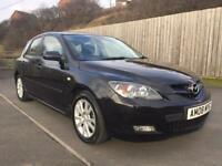 2008 Mazda 3 Tamura 1.6 Petrol 5 Door +TOP SPEC,FSH+ not focus fiesta astra auris yaris