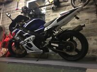 GSXR1000 SWAP OR PX WHY BUGGY VAN CAR R1 CBR ZXR